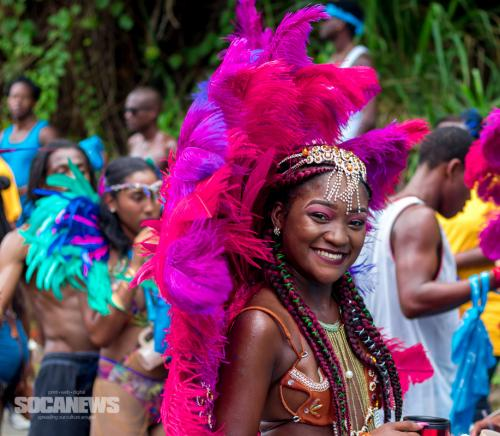 St Lucia Carnival 2017 Monday - (72)