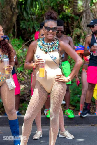 St Lucia Carnival 2017 Monday - (78)
