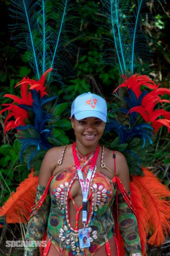 St Lucia Carnival 2017 Monday - (8)
