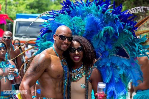 St Lucia Carnival 2017 Monday - (88)
