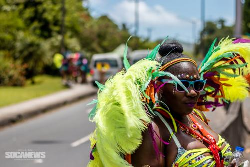 St Lucia Carnival 2017 Monday - (9)
