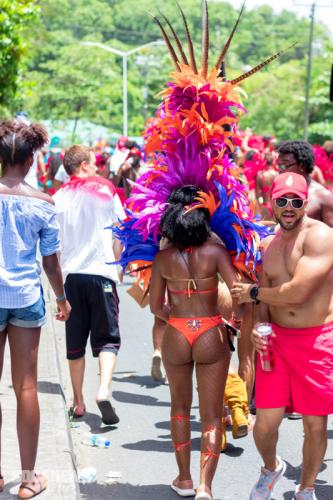 St Lucia Carnival 2017 Monday - (90)