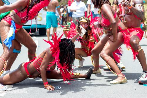 St Lucia Carnival 2017 Monday - (92)