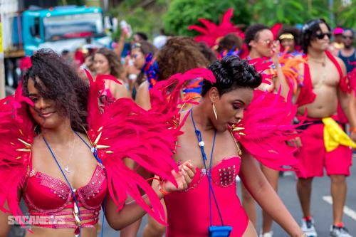 St Lucia Carnival 2017 Monday - (93)