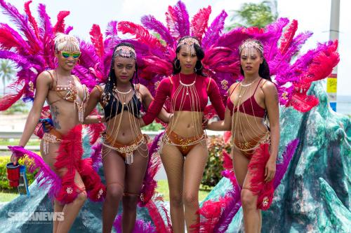 St Lucia Carnival 2017 Monday - (96)