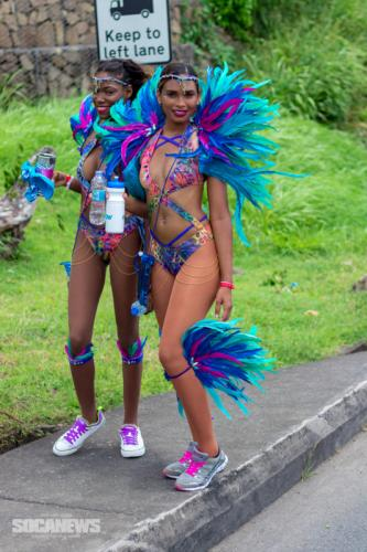 St Lucia Carnival 2017 Monday - (97)