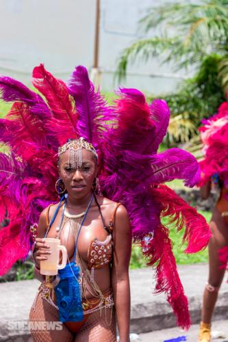 St Lucia Carnival 2017 Monday - (99)